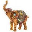 mosaic elephant figurine