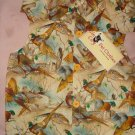 Medium size pet shirt / vest in Pheasant print - dd10