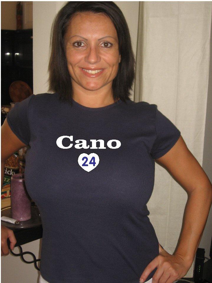 "Womens ""Robinson Cano"" Yankees T Shirt Jersey S-XXL"