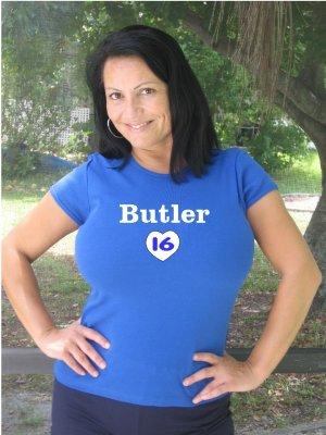 """Womens """"Billy Butler"""" Royals T Shirt Jersey S-XXL"""