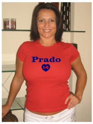 "Womens ""Martin Prado"" Braves T Shirt Jersey S-XXL"