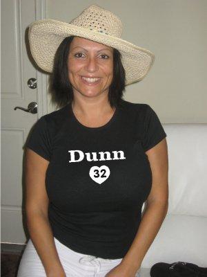 """Womens """"Adam Dunn"""" White Sox T Shirt Jersey S-XXL"""