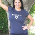 "Womens ""David Price"" Rays T Shirt Jersey S-XXL"