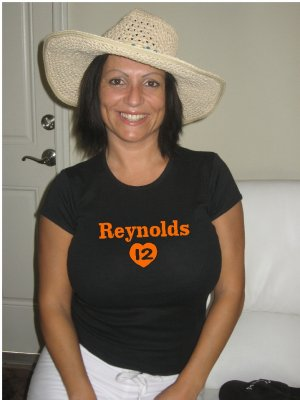 "Womens ""Mark Reynolds"" Orioles T Shirt Jersey S-XXL"