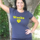 "Womens ""Ricki Weeks"" Brewers T Shirt Jersey S-XXL"