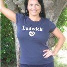 """Womens """"Ryan Ludwick"""" Padres T Shirt Jersey S-XXL"""