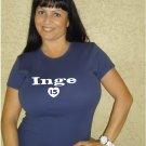 "Womens ""Brandon Inge"" Tigers T Shirt Jersey S-XXL"