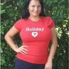 "Womens ""Matt Holiday"" Cardinals T Shirt Jersey S-XXL"