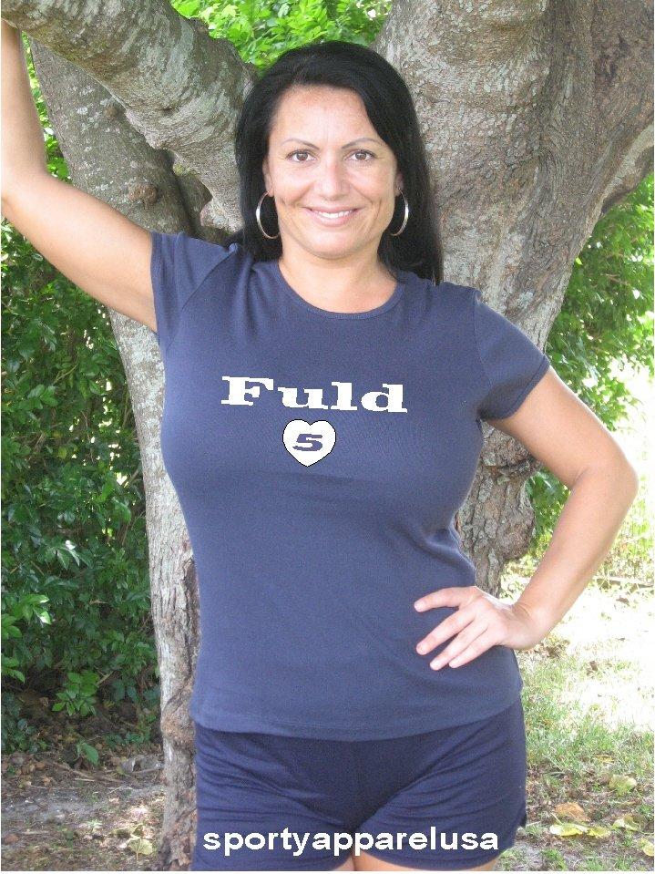 """Womens """"Sam Fuld"""" Rays T Shirt Jersey S-XXL"""