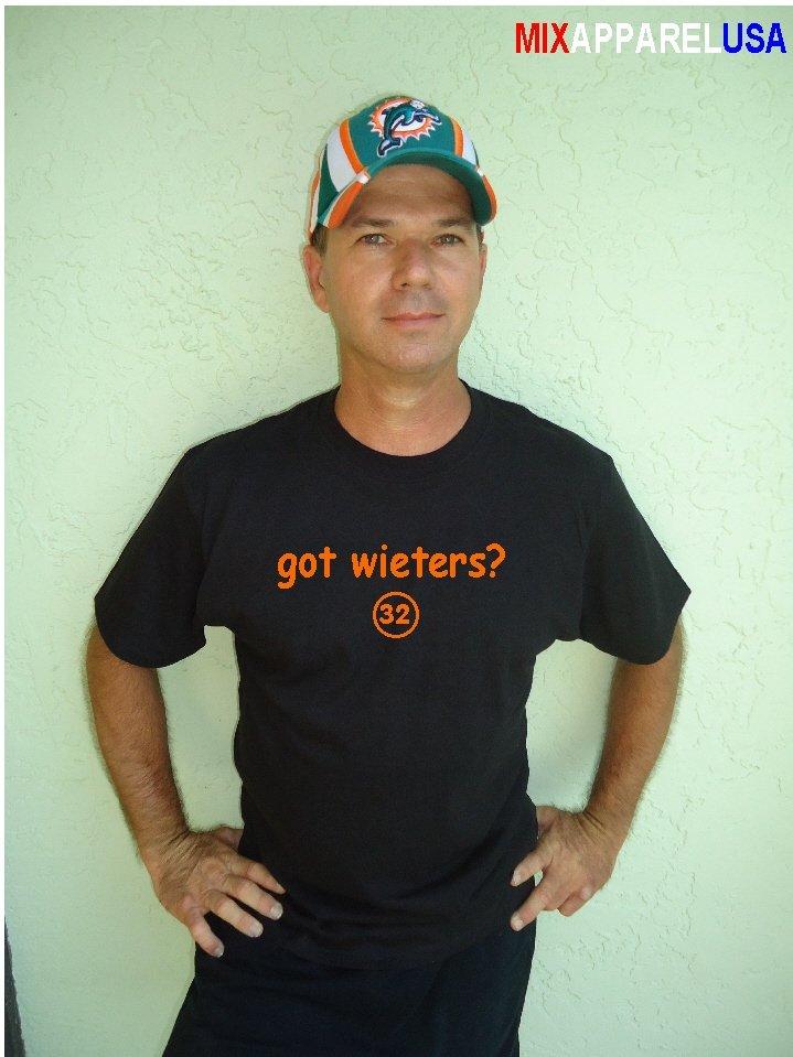 """Mens """"Got Wieters ?"""" Orioles T Shirt Jersey Matt  S-XXL"""