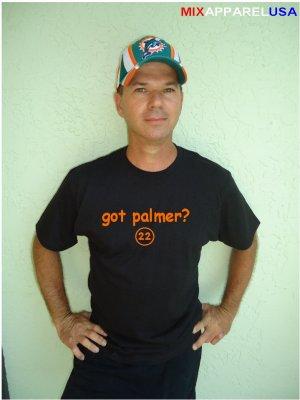 """""""Got Palmer ?"""" Orioles Throwback T Shirt Jersey Jim"""