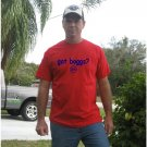 "Mens ""Got Wade Boggs ?"" Red Sox Throwback T Shirt Jersey"