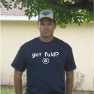 "Mens ""Got Fuld ?"" Rays T Shirt Jersey Sam  S-XXL"