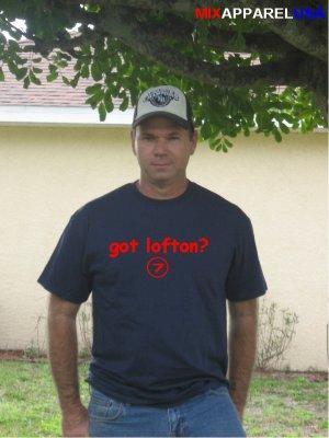 "Mens ""Got Kenny Lofton ?"" Indians Throwback T Shirt Jersey"