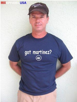 """Mens """"Got Martinez ?"""" Tigers T Shirt Jersey Victor S-XXL"""