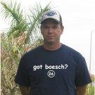 """Mens """"Got Boesch ?"""" Tigers T Shirt Jersey Brennan S-XXL"""