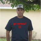 "Mens ""Got Morneau ?"" Twins T Shirt Jersey Justin S-XXL"