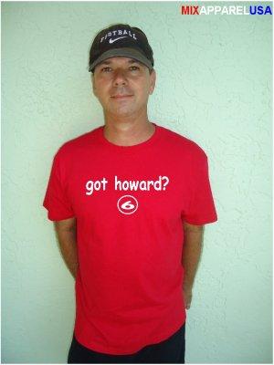 """Mens """"Got Howard ?"""" Phillies T Shirt Jersey Ryan S-XXL"""