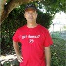 """Mens """"Got Ibanez ?"""" Phillies T Shirt Jersey Raul S-XXL"""
