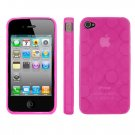 Kroo MAGENTA Flex Series for iPhone 4