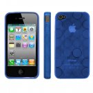Kroo BLUE Flex Series for iPhone 4