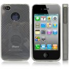 Kroo CLEAR Target Flex Series for iPhone 4