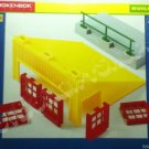 Rokenbok Roof with Windows and Sidewalk 04870/4870 Build Toy