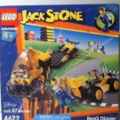 Jack Stone 67 Piece Set  ResQ Digger LEGO 4622 Construction Building Set Great Gift!