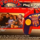 10 in 1 Games  Family Fun Night !  Plug & Play Excalibur Family -All Ages