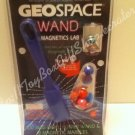 Geospace Wand Magnetic Marbles Force Lab ~ Wand  & 100 Disks Science