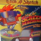 Magic Screen Machine Etch-a-Sketch CD-ROM & Bonus Pocket Etch-a-Sketch Software Skill Builder