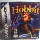GBA The Hobbit  Prelude to Lord of the Rings  Lead the Quest that started it Game Boy Advance