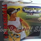 3D FX World Baseball Virtual Reality Graphic Stereo Sound Effects w Realistic Sound Effects 3 D