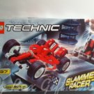 107 pcs Slammer Racer Formula Force LEGO 8237 Technic Red Made in Switzerland Toy Rare