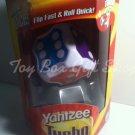 Turbo Yahtzee Electronic Talking Game Turbo Charged Fun Game Night Rock Those Dice Rare.