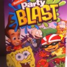 Party Blast Nickelodeon CD-ROM Get Ready—It's the Wildest Party Ever! SpongeBob & More