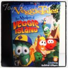 VeggieTales The Mystery of Veggie Island, A Lesson in Helping Others Windows CD-ROM Rated E