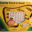 Crayola Electronic Connect the Dots with Sound! Crayola Sound to Sound!  Official Licensed Product