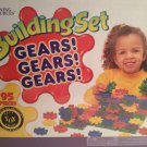 Learning Resources Gears! Gears! Gears! Building Set 95 Pieces Oppenheim Best Toy Award #buildingSet