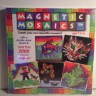 Magnetic Mosaics Create your own beautiful mosaics  Double-Sided Board 2,000+ Colorful Magnets
