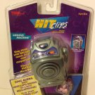 "Groove Machine HitClips Mini Mic& Megaphone Pink ""Most Girls"" Sing Along Hit Clips TigerHasbro"