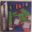 Tringo Puzzle Games & Bingo GBA Game Boy Advance Nintendo DS #Nintendo Seal E Everyone #Tringo #GBA