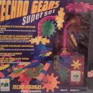 3D Super Set Techno Gears 102 pc Colorful Structures that Move & Work The Learning Journey Building
