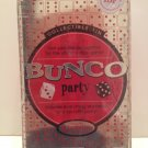 BUNCO Party Game &Collectible Storage Tin Everything you need-fun rollin' party Holiday Family Fun