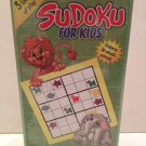 Sudoku For Kids The Popular Puzzle in a Colorful, Animal-Themed Edition 36 Colorful Plastic Animals