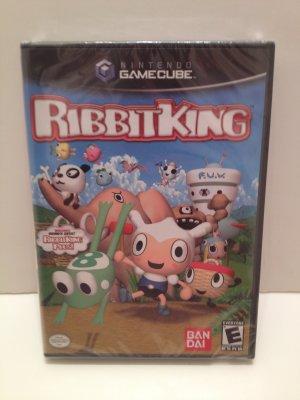 Ribbit King Incl Bonus Disc: RibbitKing Plus! Nintendo GameCube