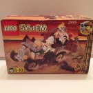 LEGO System 2995 Adventurers Car, Skelton & More Exhibition Pick Up 1998 Discontinued Rare Set