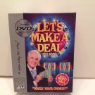 Let's Make A Deal Monty Hall DVD Game Win or Get Zonked! A New Way to Play! Imagination TV