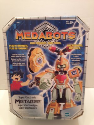 Medabots Metabee Super Electronic w watch Robot Action Figure Rare Japanese #Anime Series Rare