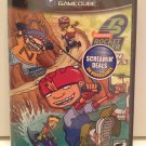 Rocket Power Beach Bandits Nickelodeon Totally Extreme! Nintendo GameCube Rated E Everyone